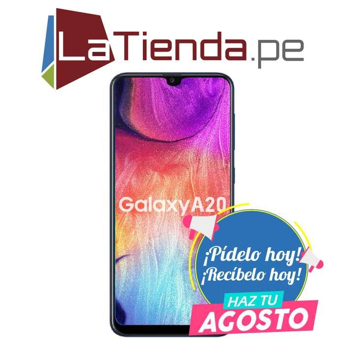 Samsung Galaxy A20 - Envios a todo el Perú