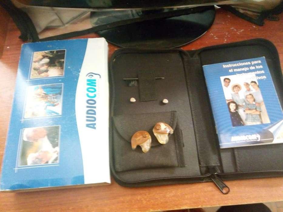 Audífonos Audiocom