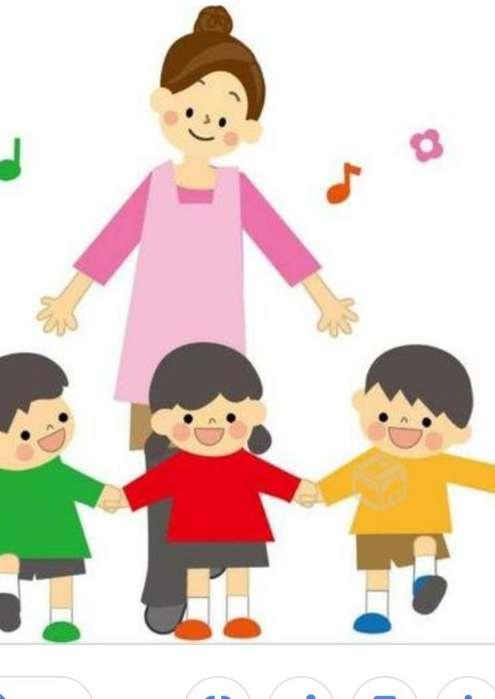 Cuidado de Niño(a) Y O Tareas Escolares