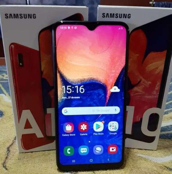 Vendo Equipos Samsung A10 de 32 gb
