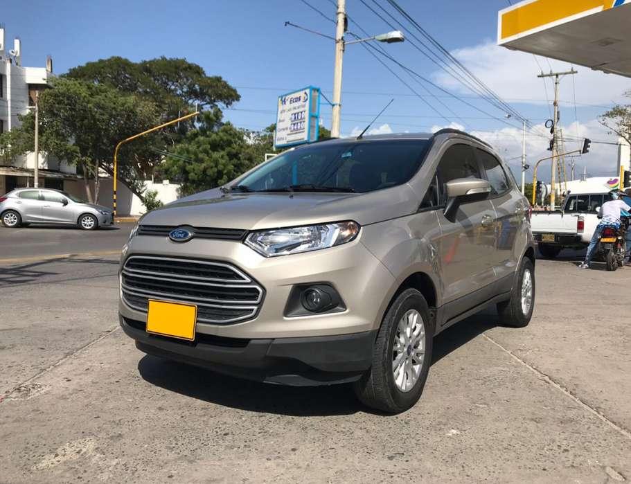 Ford Ecosport 2016 - 38000 km