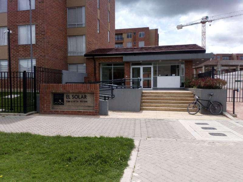 Apartamento En Arriendo En Madrid El Solar Cod. ABSBT-3354505