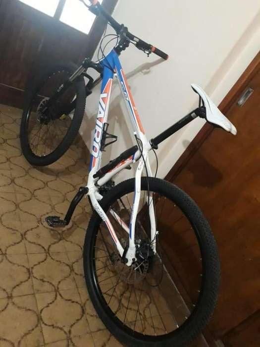 vendo bicicleta VAIRO rodado 27.5 EXELENTE ESTADO