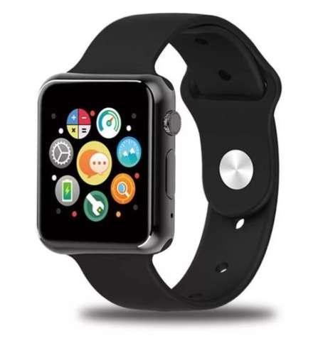 Reloj Inteligente A1 Smartwatch Bluetooh Negro Tactil