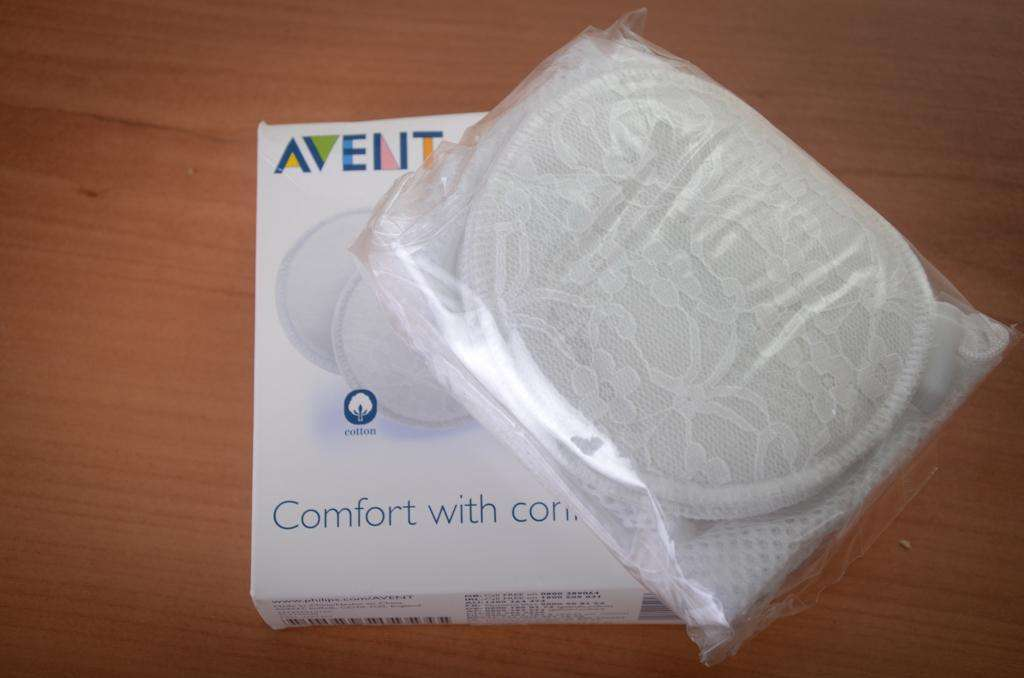 Avent Discos Absorbentes Lavables, Protectores Mamarios