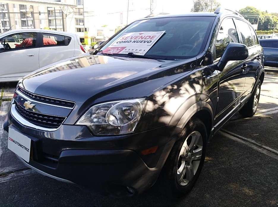 Chevrolet Captiva 2013 - 106844 km
