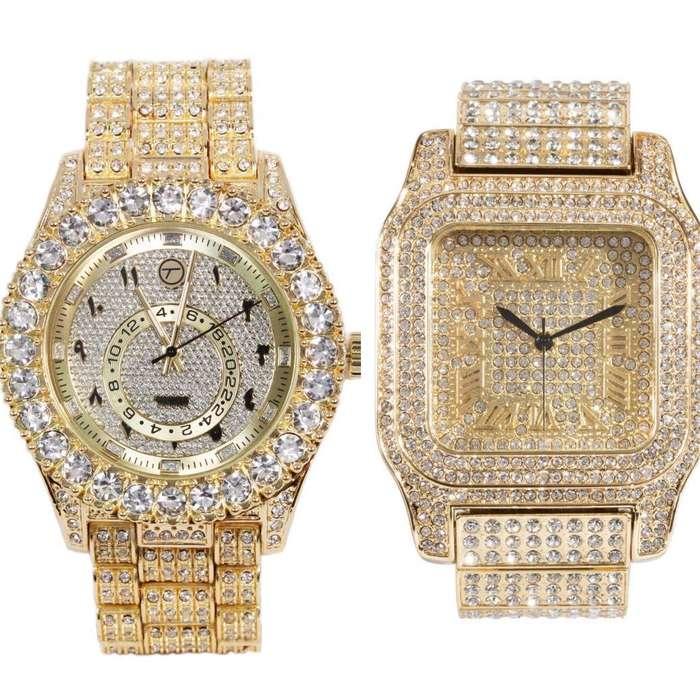 Relojes Diamondwatch Excelente Calidad