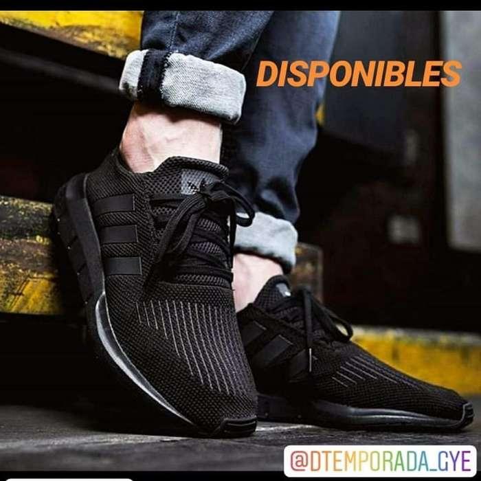 Zapatos Hombre <strong>adidas</strong> Black Classic DTEMPORADA