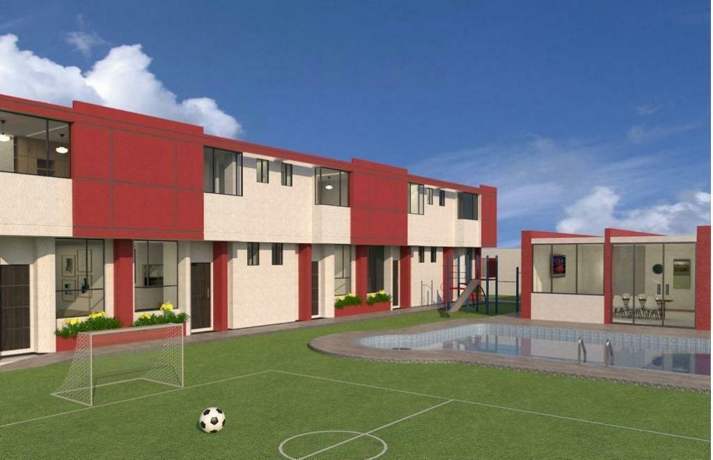 Hermosas Casas con Piscina, Calderon