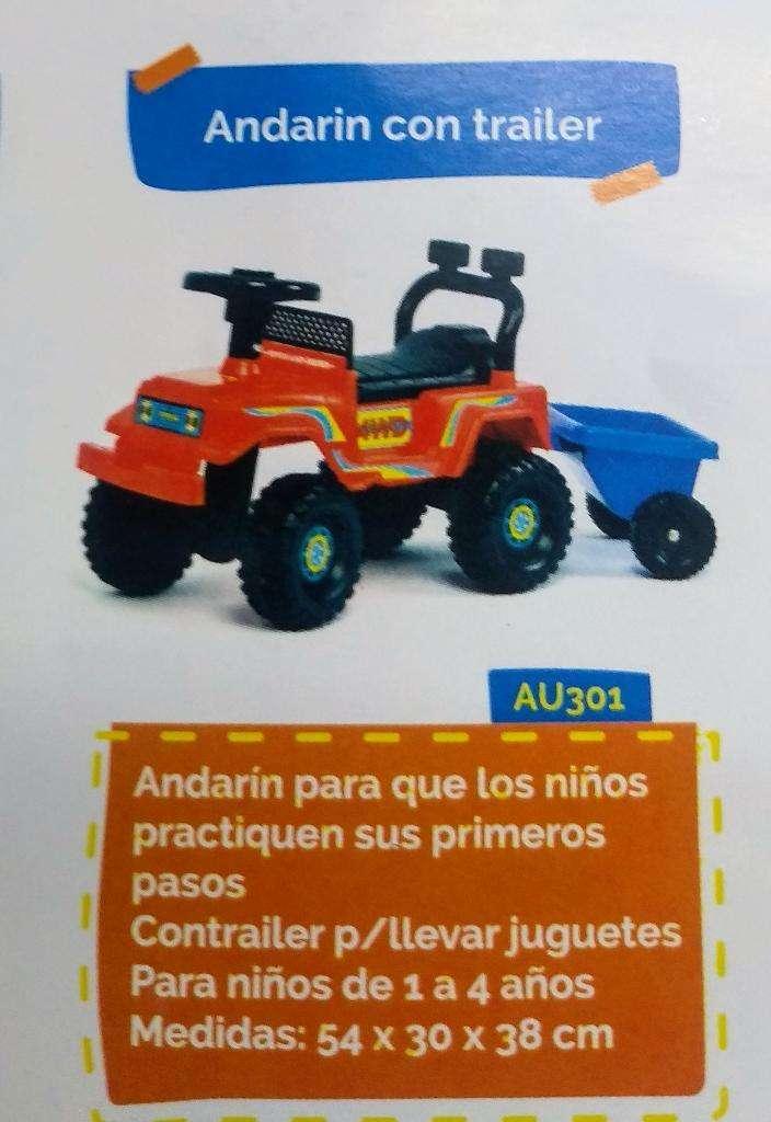 Andarín para Niños de 1 a 4 Años