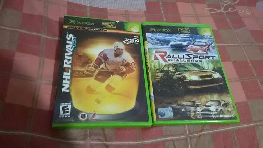 Ralli Sports Y Nhl de Xbox Clásico