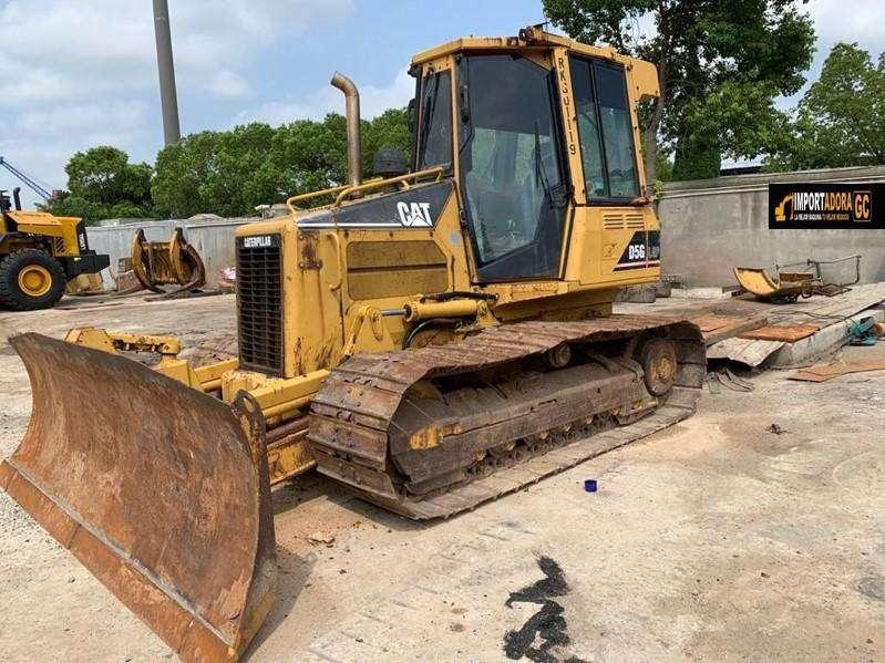 Caterpillar: D5G LGP Año: 2007 SEMINUEVO Tractor oruga 3800 horas POQUÍSIMO USO