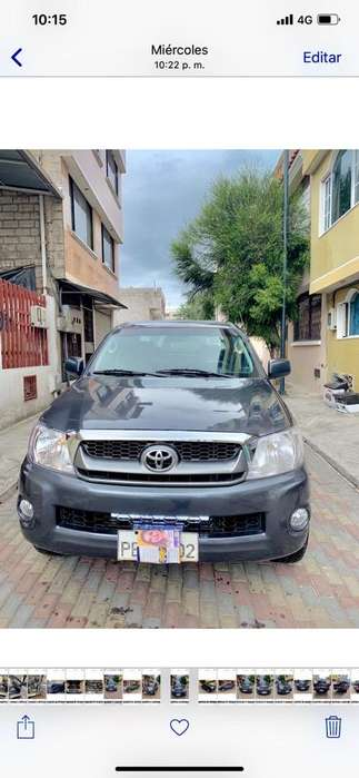 Toyota Hilux 2010 - 166580 km