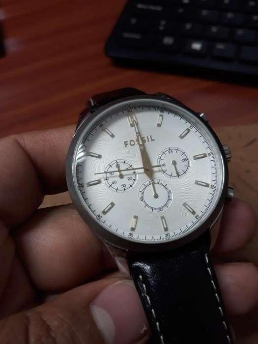 Reloj Fossil, Caballero