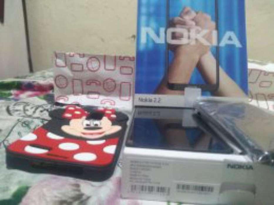 Vendo Celular Nokia 2.2