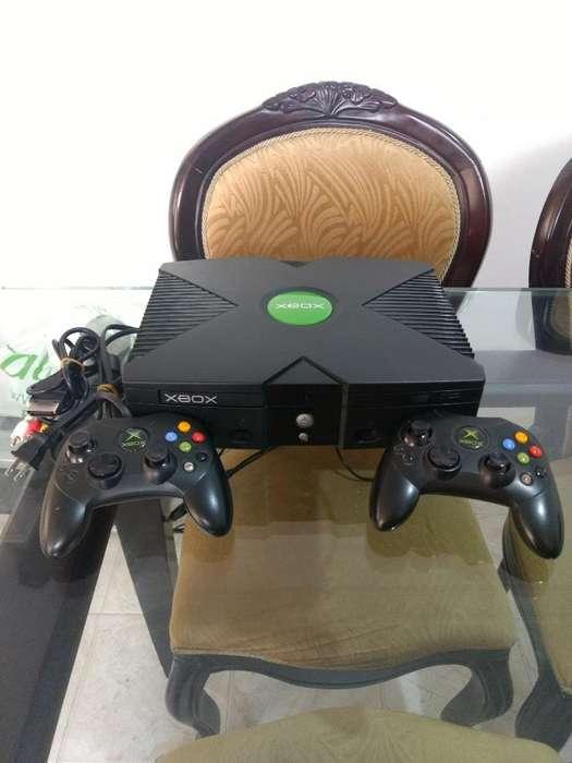 Xbox Clásico 2 Controles Halo 2 Incluido