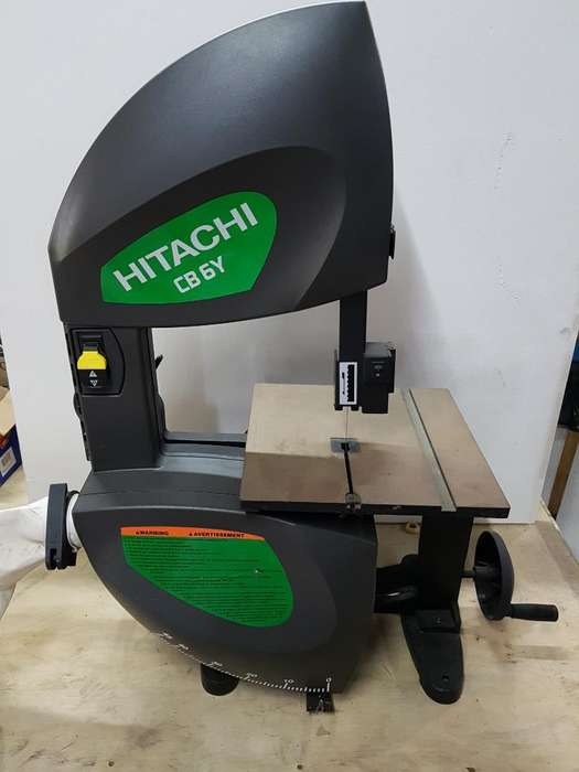 Sierra sin Fin Hitachi de Banco