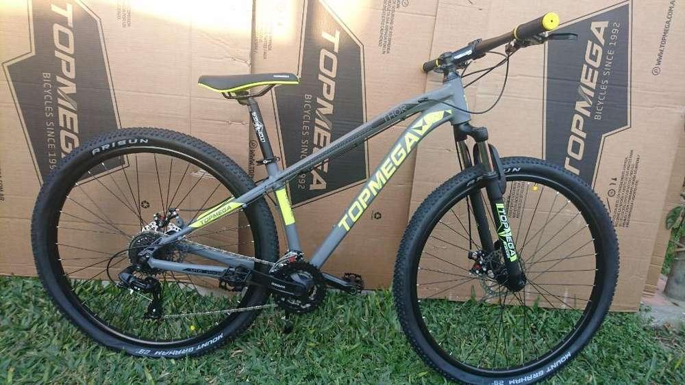 Bicicletas Topmega Nuevas a Estrenar