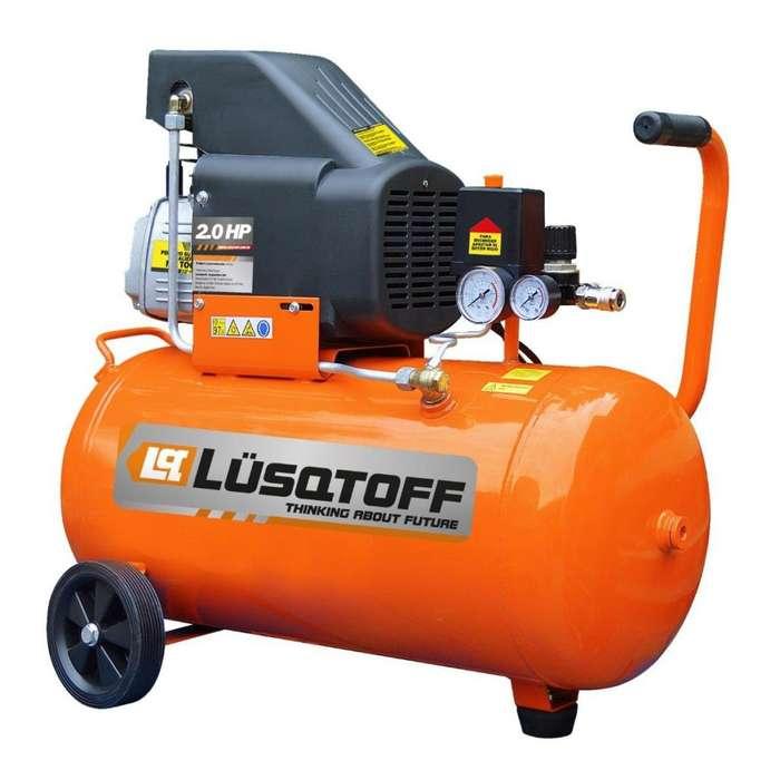 Compresor Lusqtoff 25Lts 2HP