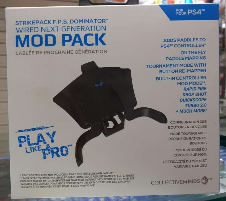 Mod Pack Ps4