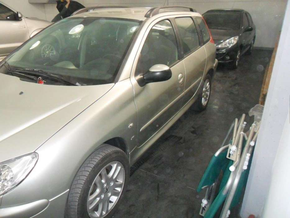 <strong>peugeot</strong> 206 SW 2008 - 46000 km