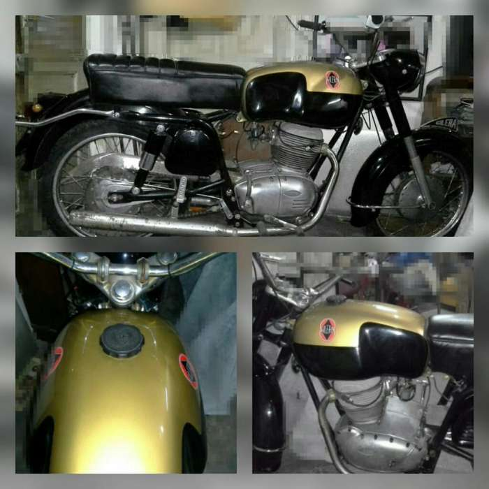 Gilera 300 1967