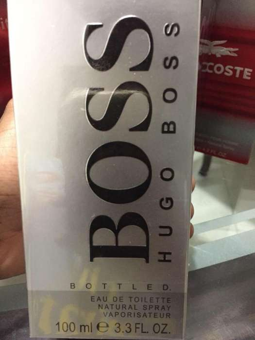 Hugo Boss Bottled Men 100 Ml Original