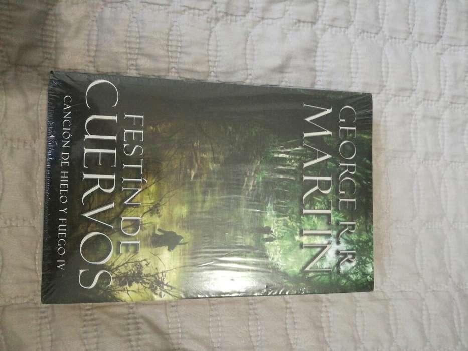 Festín de Cuervos Got Libro 4 Cdhyf