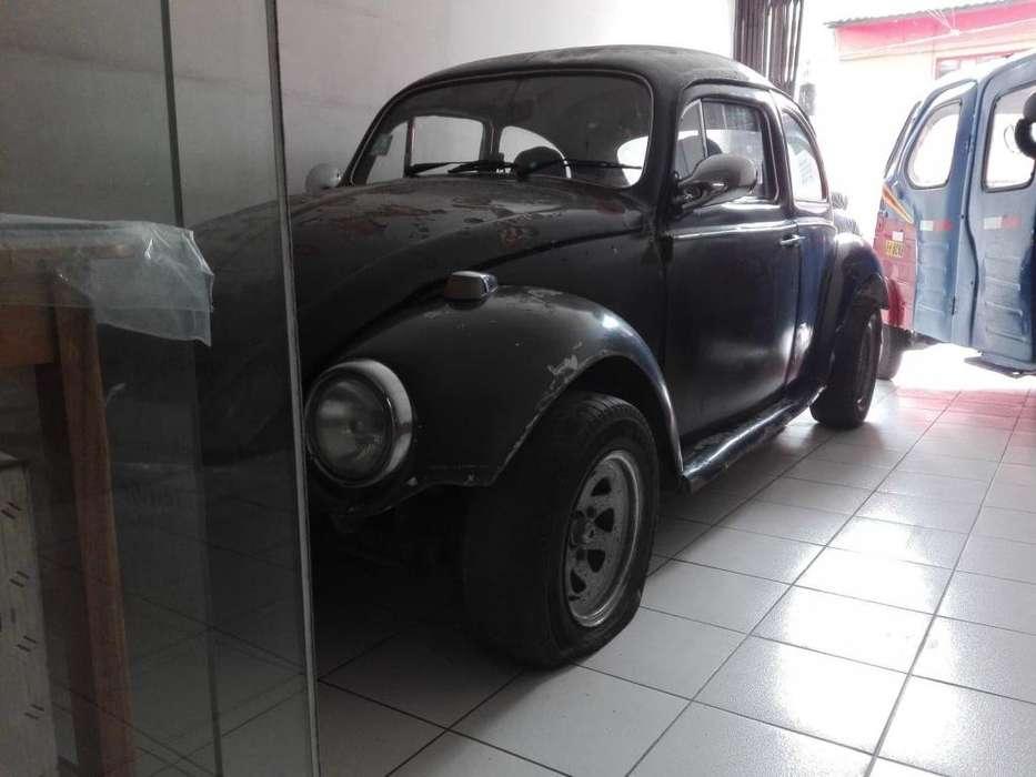 Volkswagen Escarabajo 1973 - 5000 km