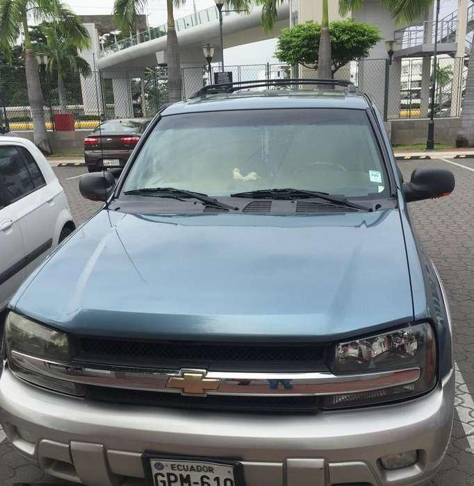 Chevrolet Trailblazer 2004 - 166000 km