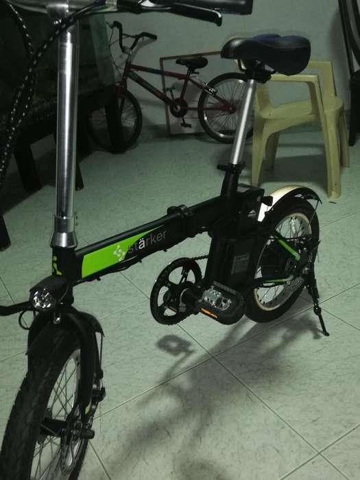 Vendo Bicicleta Electrica Starker Auteco