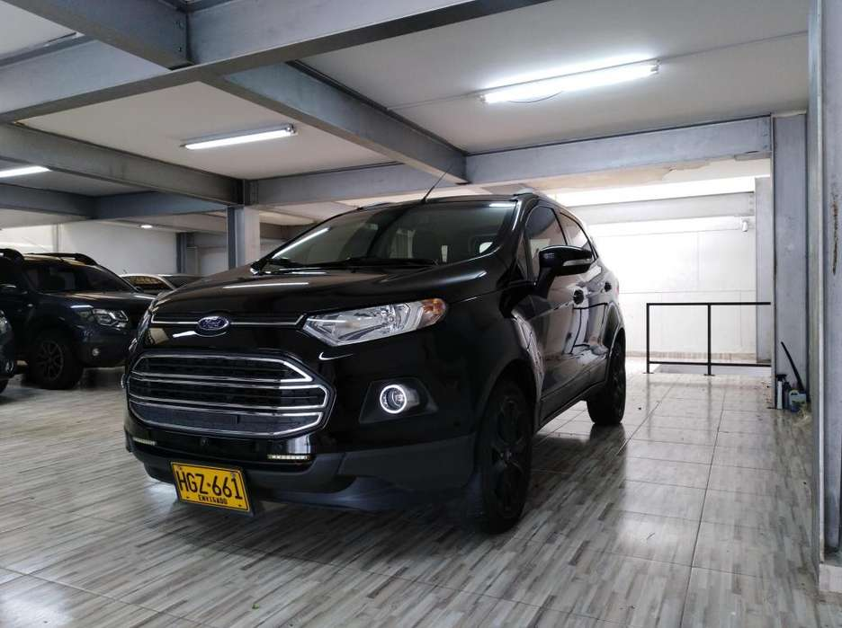 <strong>ford</strong> Ecosport 2014 - 49500 km