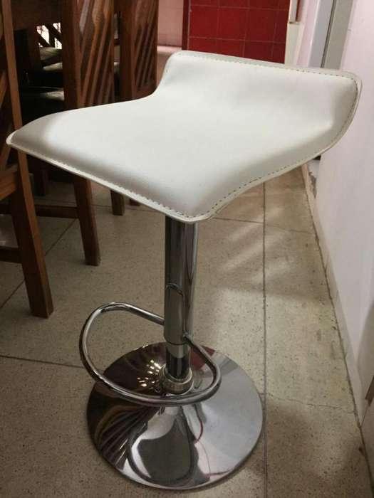 silla de bar o cocina