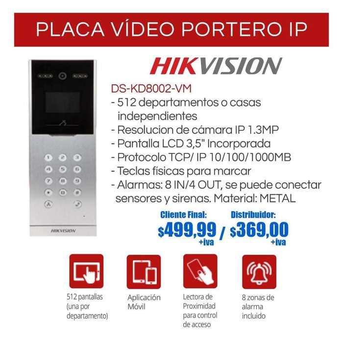<strong>video</strong> Portero Ip Edificio. 512 Apto. Citofono. Portero. Hikvision