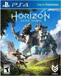 Horizon Zero Dawn Ps4 Fisico Nuevo Español