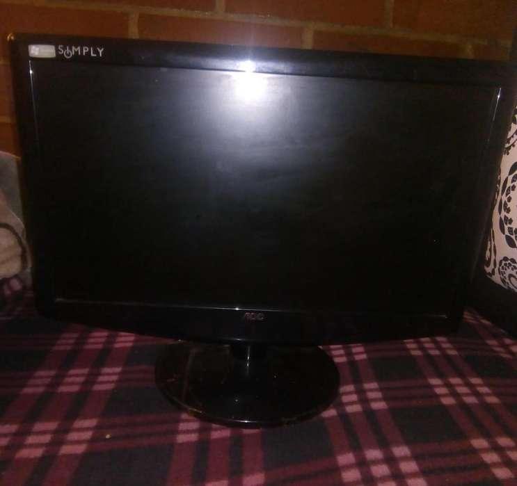 Monitor pantalla simply AOC