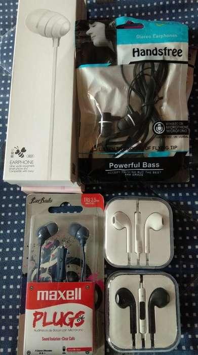 Audífonos de Diferente Precio Y Modelo