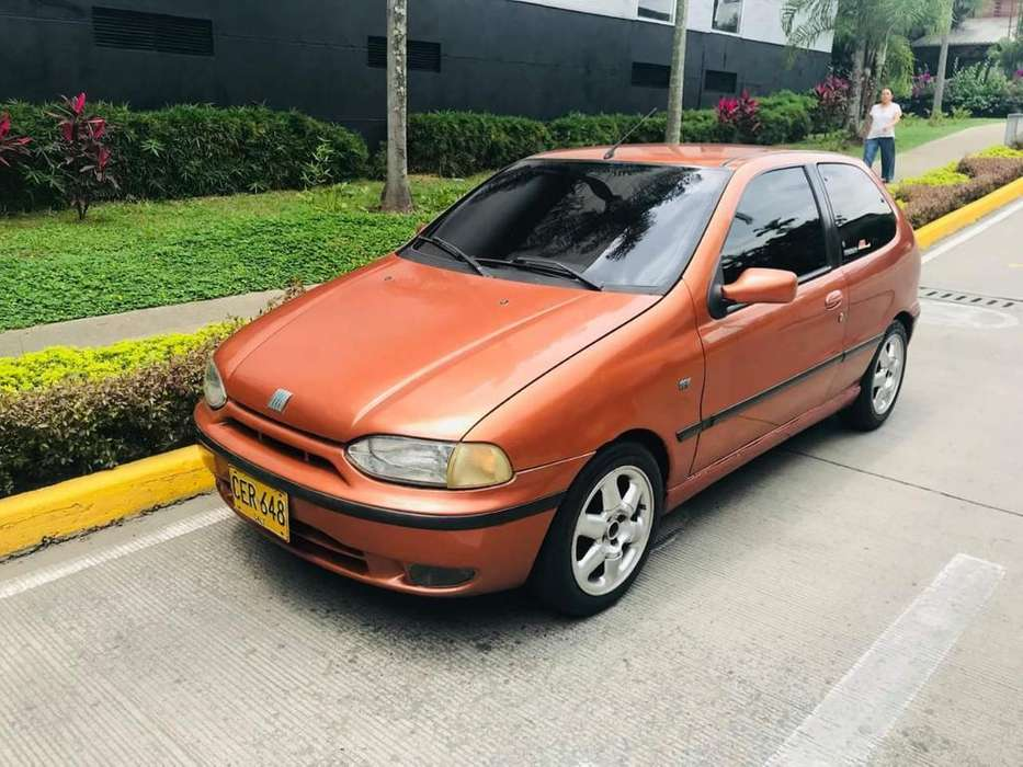 Fiat Palio 1997 - 0 km