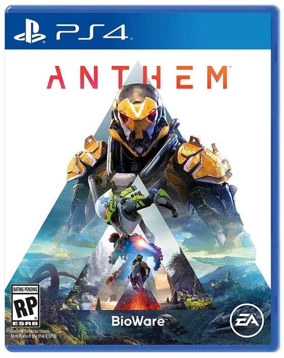 ANTHEM PS4 nuevo