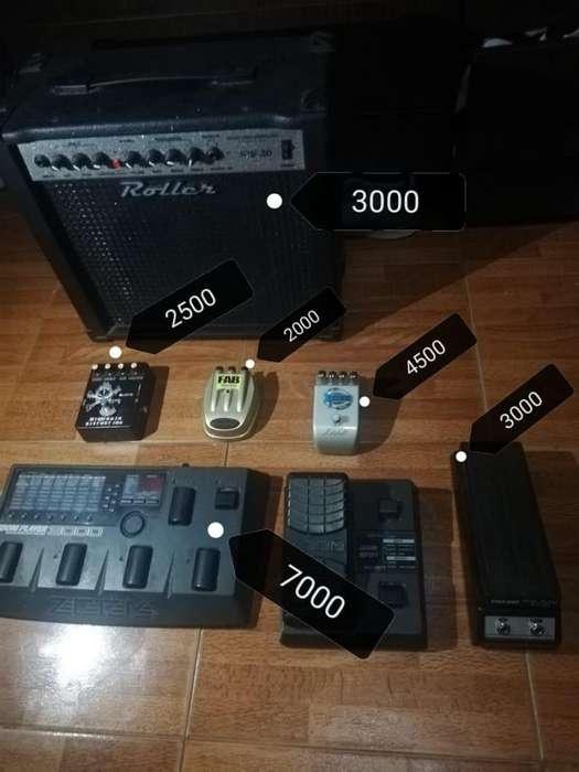 Varios guitarra