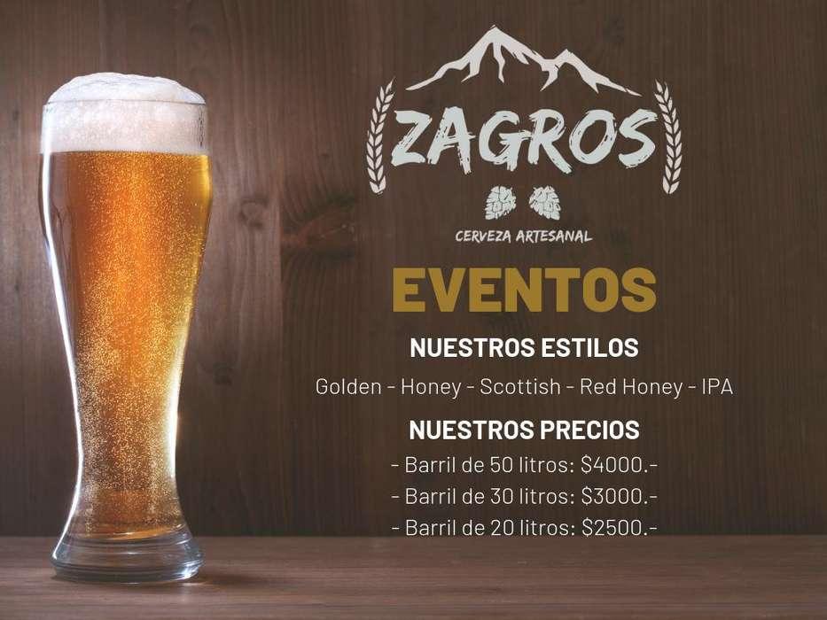 Chopera cerveza artesanal Zagros