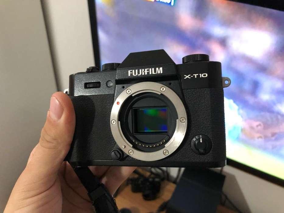 Fujifilm X-T10 (Solo Body)