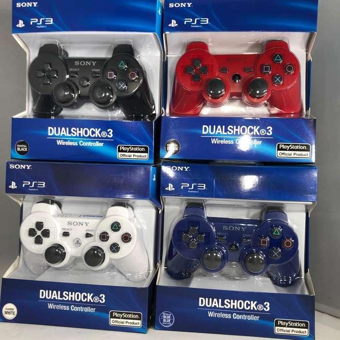 Control PlayStation 3 nuevo, garantía de 3 meses.