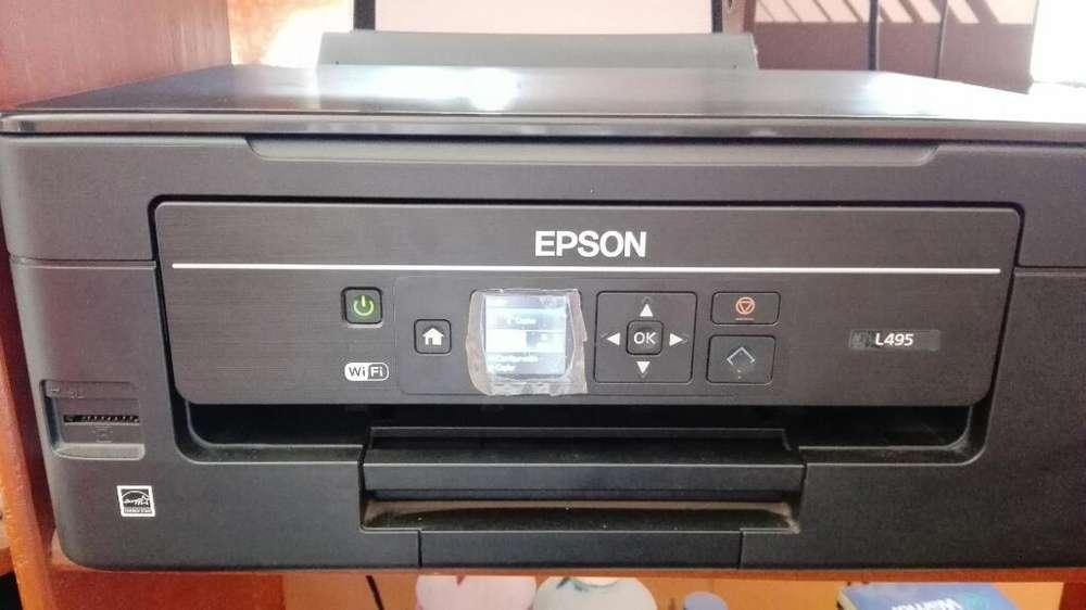 <strong>impresora</strong> Epson Multifuncional