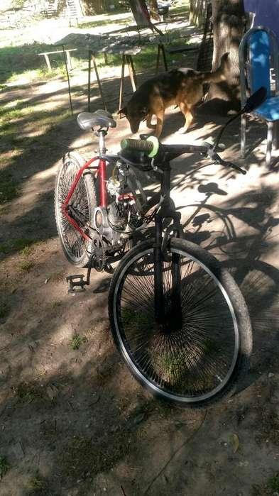 Vendo Bici Moto Anda Todo Bien