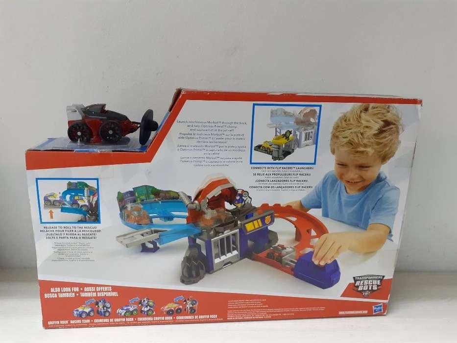 Transformers Rescue Bots de Hasbro