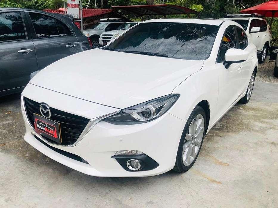 Mazda 3 2017 - 35461 km