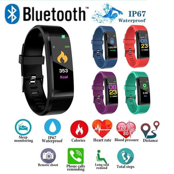SmartBand Bluethoot (iPhone/Android)