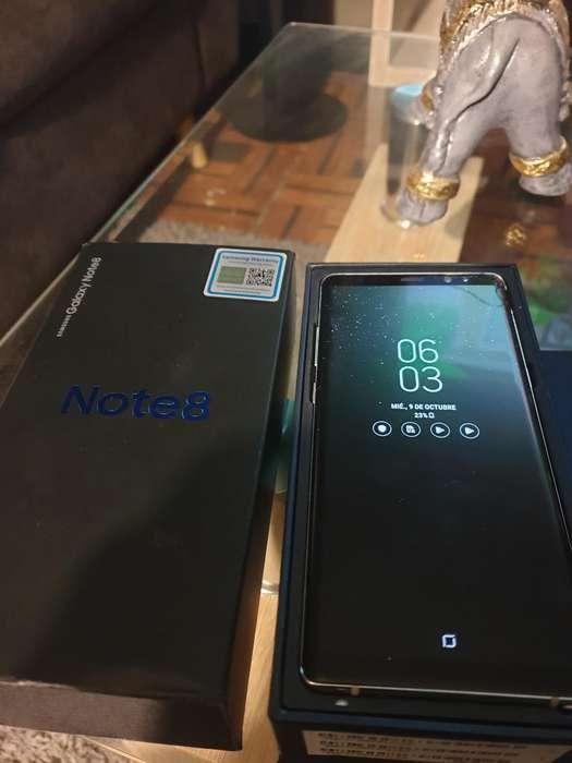 Samsung Note 8 6 Ram 64 Almacenamiento