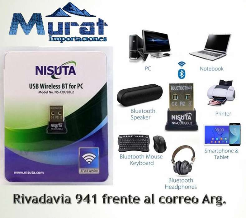 USB BLUETOOTH NISUTA